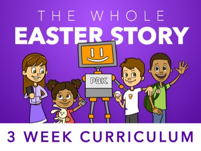 THE WHOLE EASTER STORY CURRICULUM