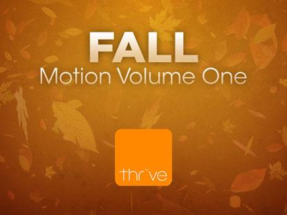 FALL - VOLUME 1