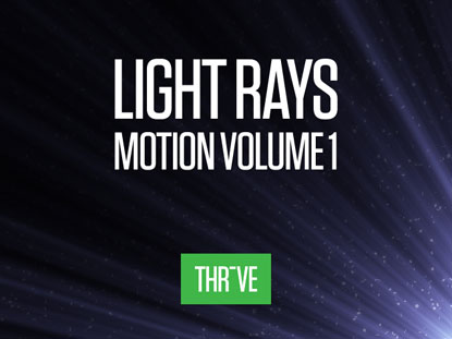 LIGHT RAYS - VOLUME 1
