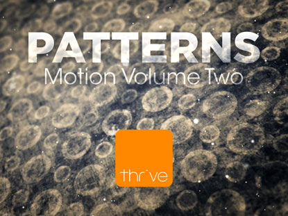 PATTERNS - VOLUME 2