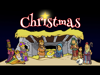CHRISTMAS TODDLER SERIES