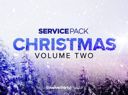 CHRISTMAS VOLUME TWO: SERVICE PACK