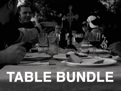TABLE BUNDLE