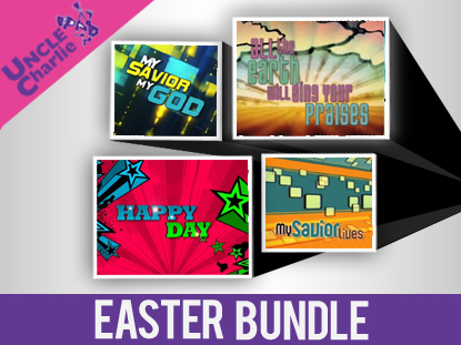 UNCLE CHARLIE EASTER BUNDLE