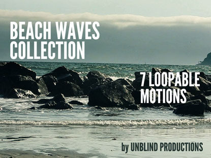 BEACH WAVES COLLECTION