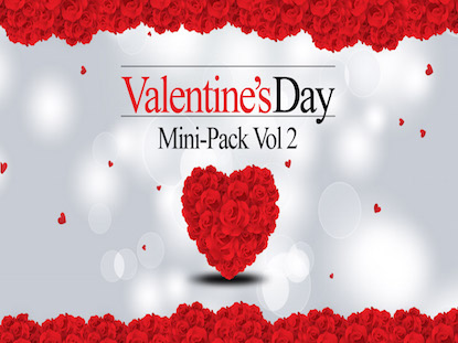 VALENTINE'S DAY MINI-PACK VOL. 2