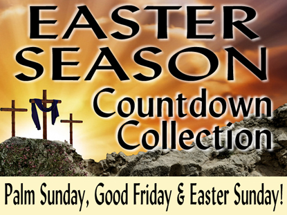 EASTER SEASON COUNTDOWN COLLECTION