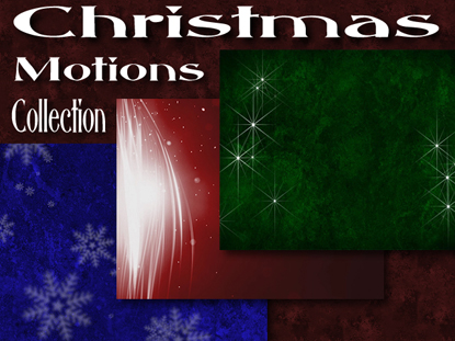 CHRISTMAS MOTION COLLECTION