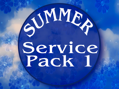 SUMMER SERVICE PACK