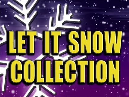LET IT SNOW COLLECTION