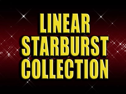 LINEAR STARBURST COLLECTION