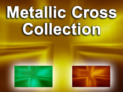 METALLIC CROSS COLLECTION