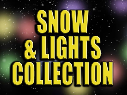 SNOW AND LIGHT COLLECTION