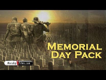 MEMORIAL DAY PACK