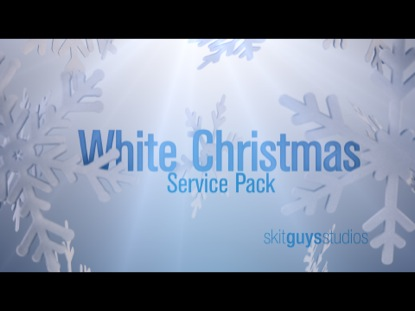 WHITE CHRISTMAS SERVICE PACK