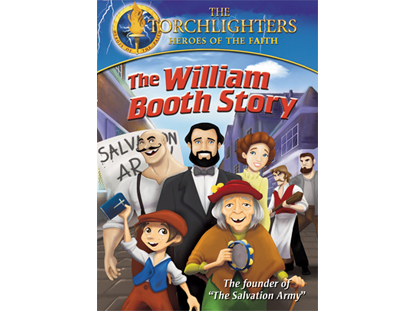 TORCHLIGHTERS: THE WILLIAM BOOTH COLLECTION