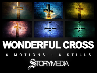 WONDERFUL CROSS MOTION PACK
