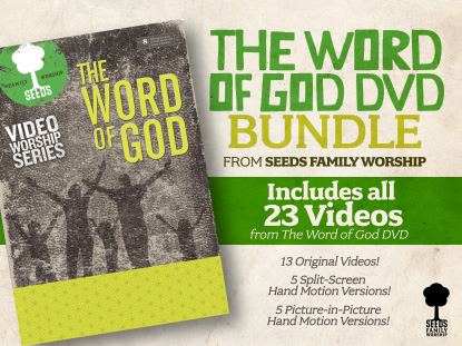 THE WORD OF GOD DVD BUNDLE