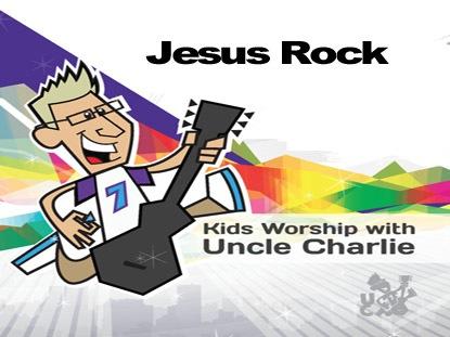 JESUS ROCK