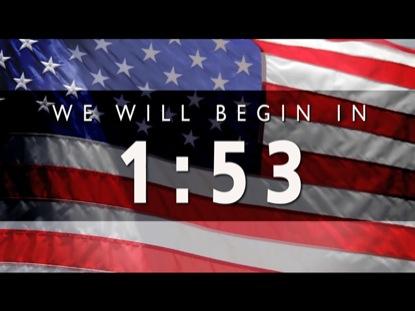AMERICAN PATRIOTIC COUNTDOWN