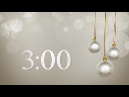 SILVER CHRISTMAS COUNTDOWN