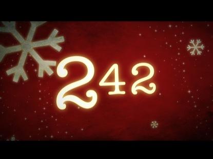 CHRISTMAS SNOWFLAKE COUNTDOWN