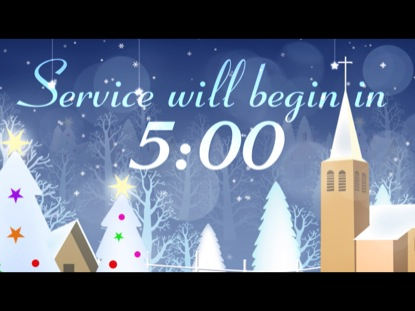 A JOYFUL CHRISTMAS COUNTDOWN
