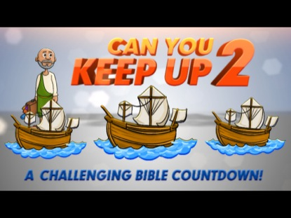 CAN YOU KEEP UP COUNTDOWN 2