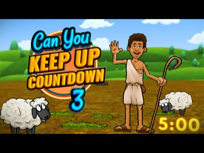 CAN YOU KEEP UP COUNTDOWN 3