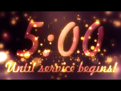 GLOWING DROPS COUNTDOWN