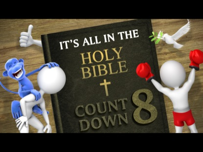 ITS ALL IN THE BIBLE COUNTDOWN 8