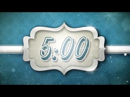 RETRO ELEGANCE COUNTDOWN