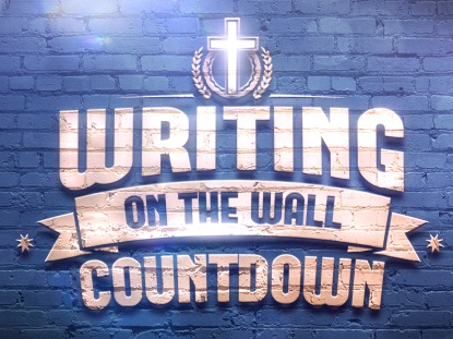 WRITING ON THE WALL COUNTDOWN