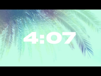 PALM SUNDAY 02: COUNTDOWN