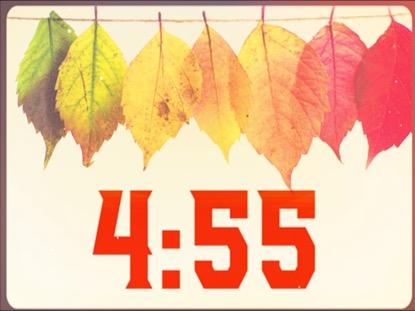 THANKSGIVING 02 COUNTDOWN