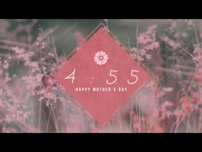 MOTHER'S DAY COUNTDOWN