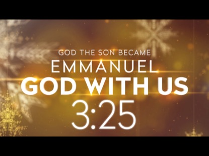 GOD WITH US COUNTDOWN