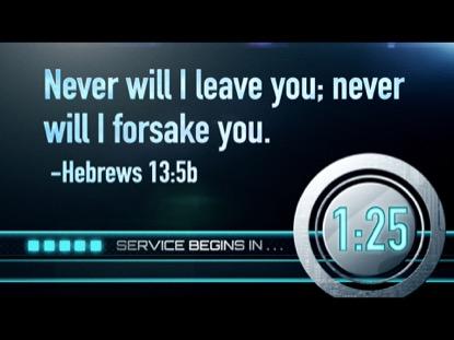 HI-TECH COUNTDOWN SCRIPTURES