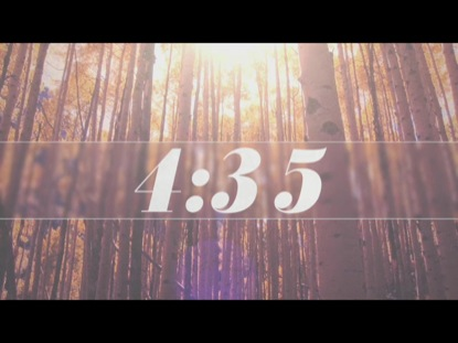 AUTUMN LIGHT COUNTDOWN