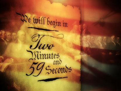 CELEBRATE FREEDOM COUNTDOWN