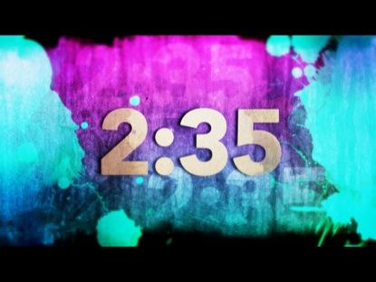 CHROMA SPLATTER COUNTDOWN