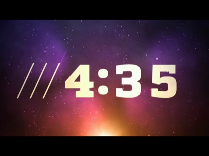 COLORFUL COSMOS COUNTDOWN