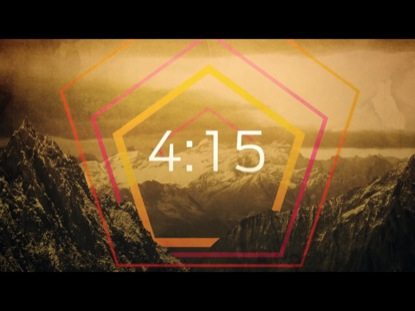 CREATION MOUNTAIN COUNTDOWN