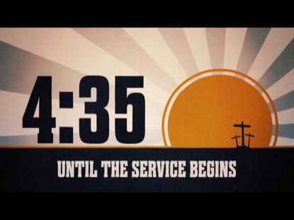 EASTER SUN COUNTDOWN