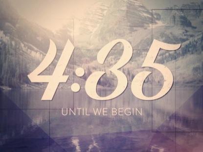 GEOMETRIC HUES COUNTDOWN