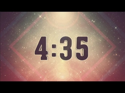 GOD OF THE HEAVENS COUNTDOWN