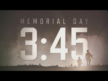 MEMORIAL DAY CLOUDS COUNTDOWN