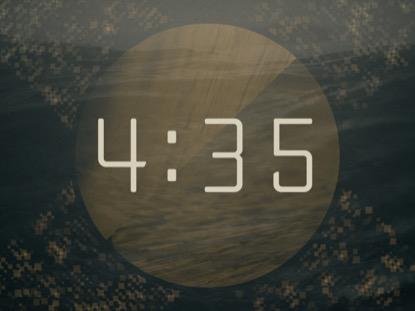 MODERN OCEAN COUNTDOWN