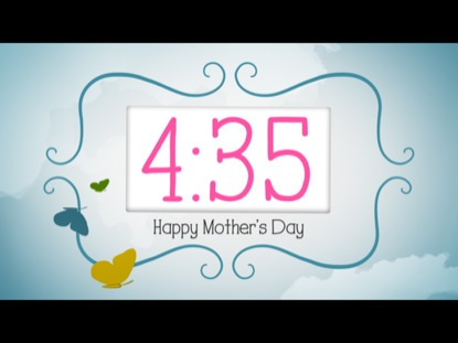 MOTHER'S DAY CLOUDS COUNTDOWN