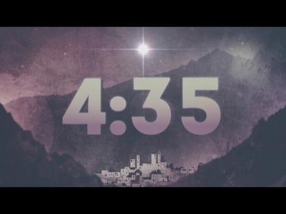 PEACEFUL CHRISTMAS COUNTDOWN